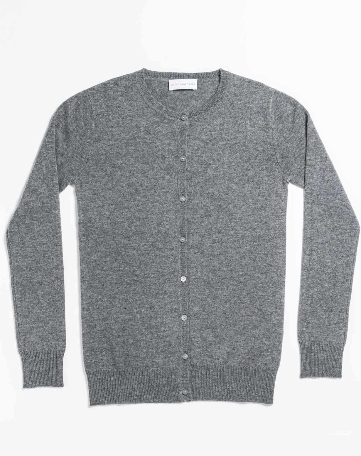 Women's Plus Size Cardigan | MaisonCashmere