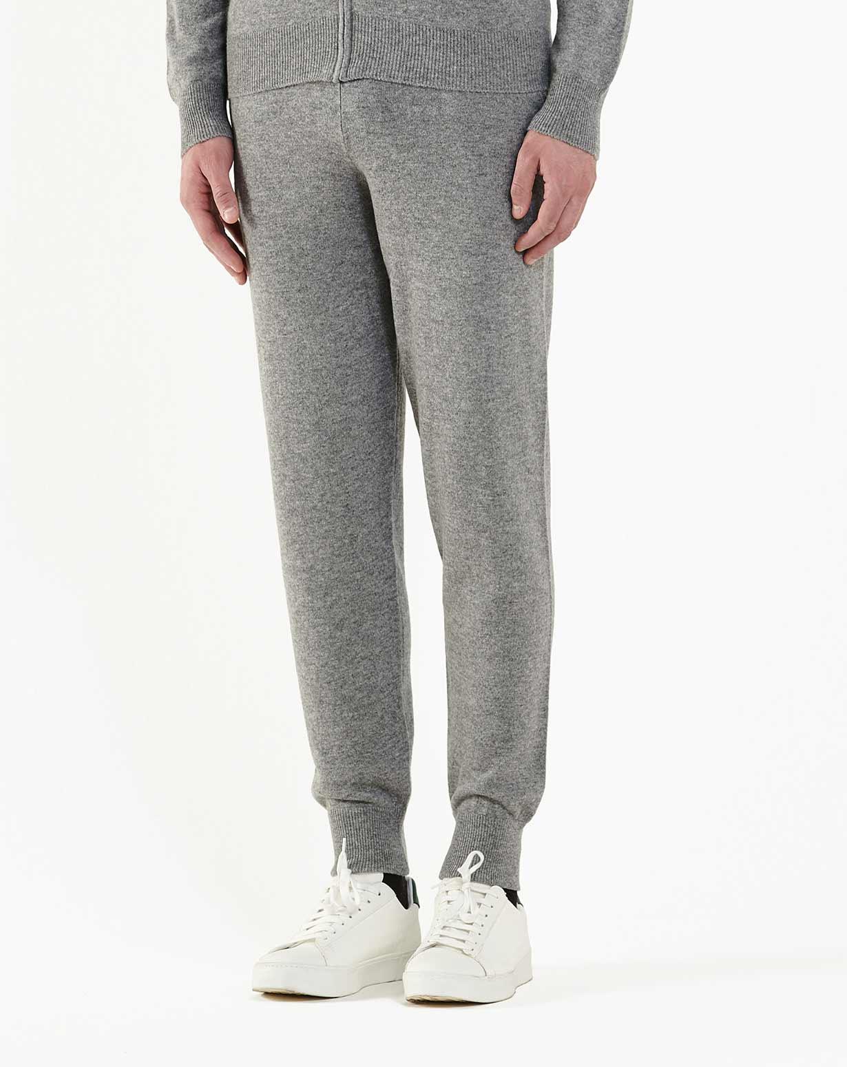 2aaa5bbe Men's Cashmere Sweatpants | MaisonCashmere