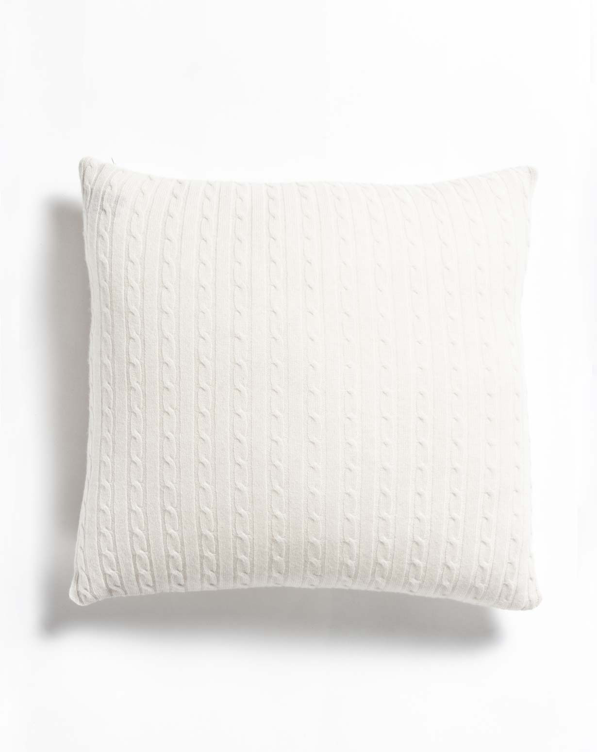 Pure Cashmere Throw Pillow
