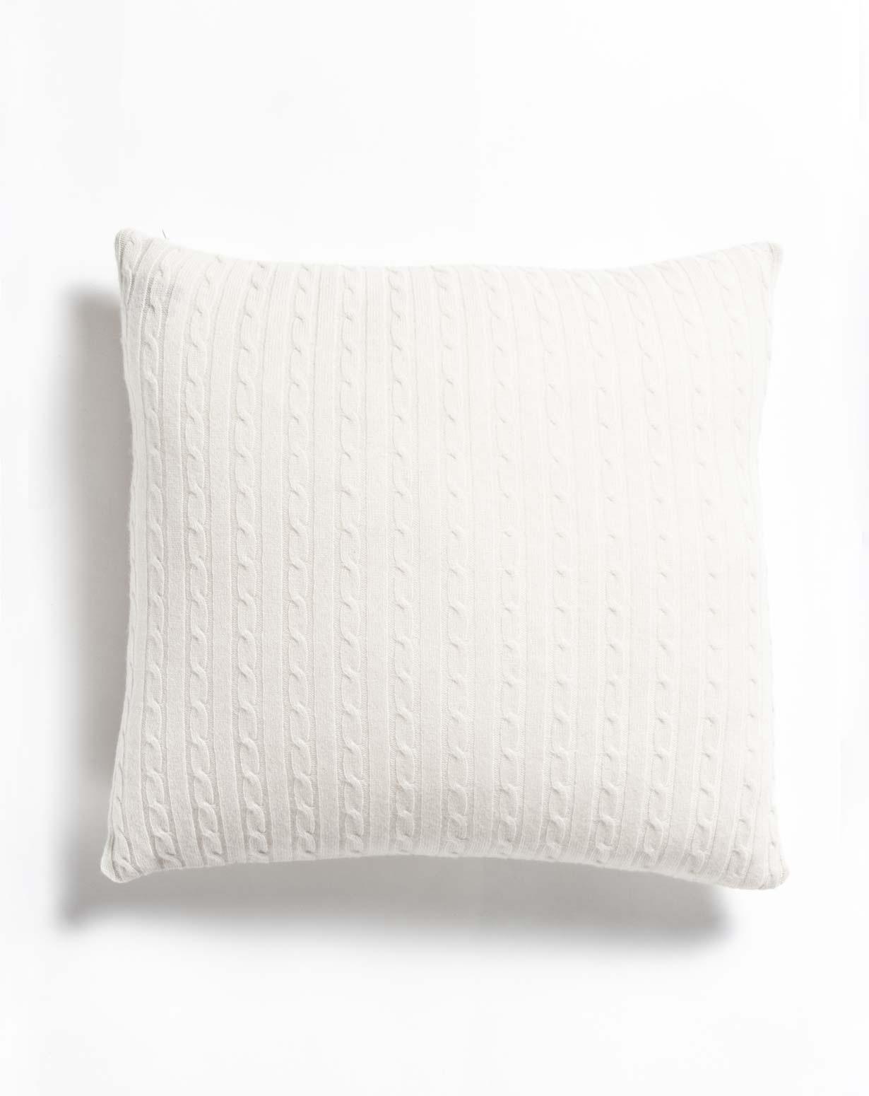 Cuscino in Maglia 100% Cashmere