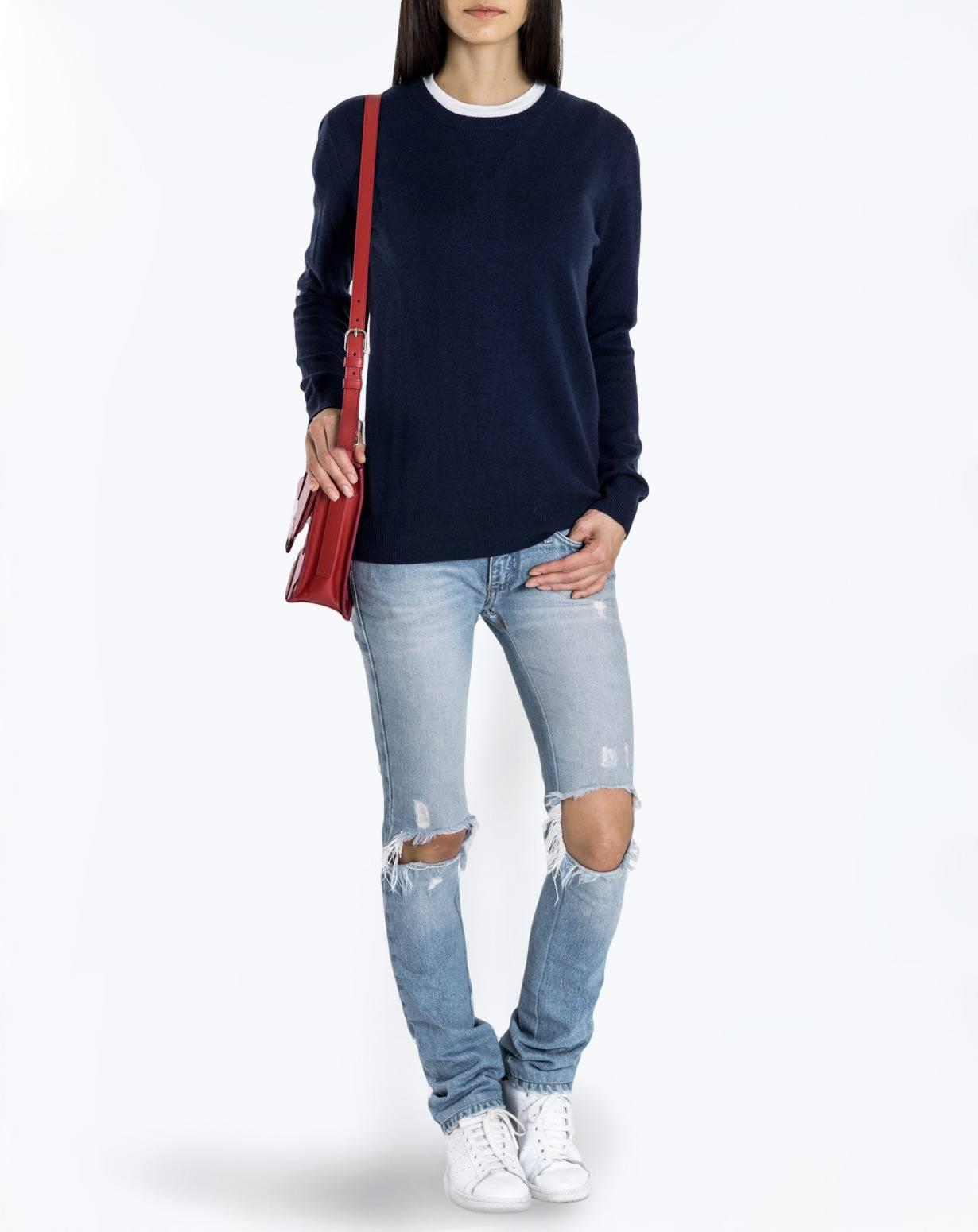 Cashmere Boyfriend Sweater | MaisonCashmere