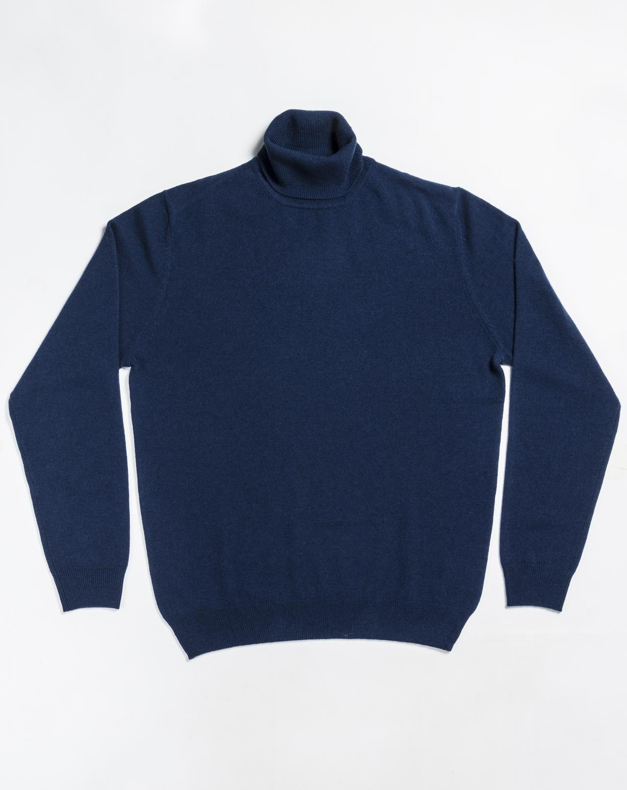 Men's Custom Knit Turtleneck | MaisonCashmere