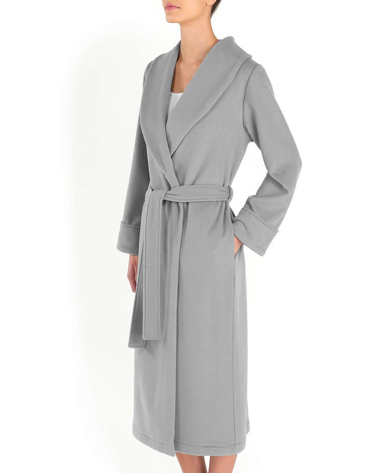 Women's Pure Cashmere Felt Robe