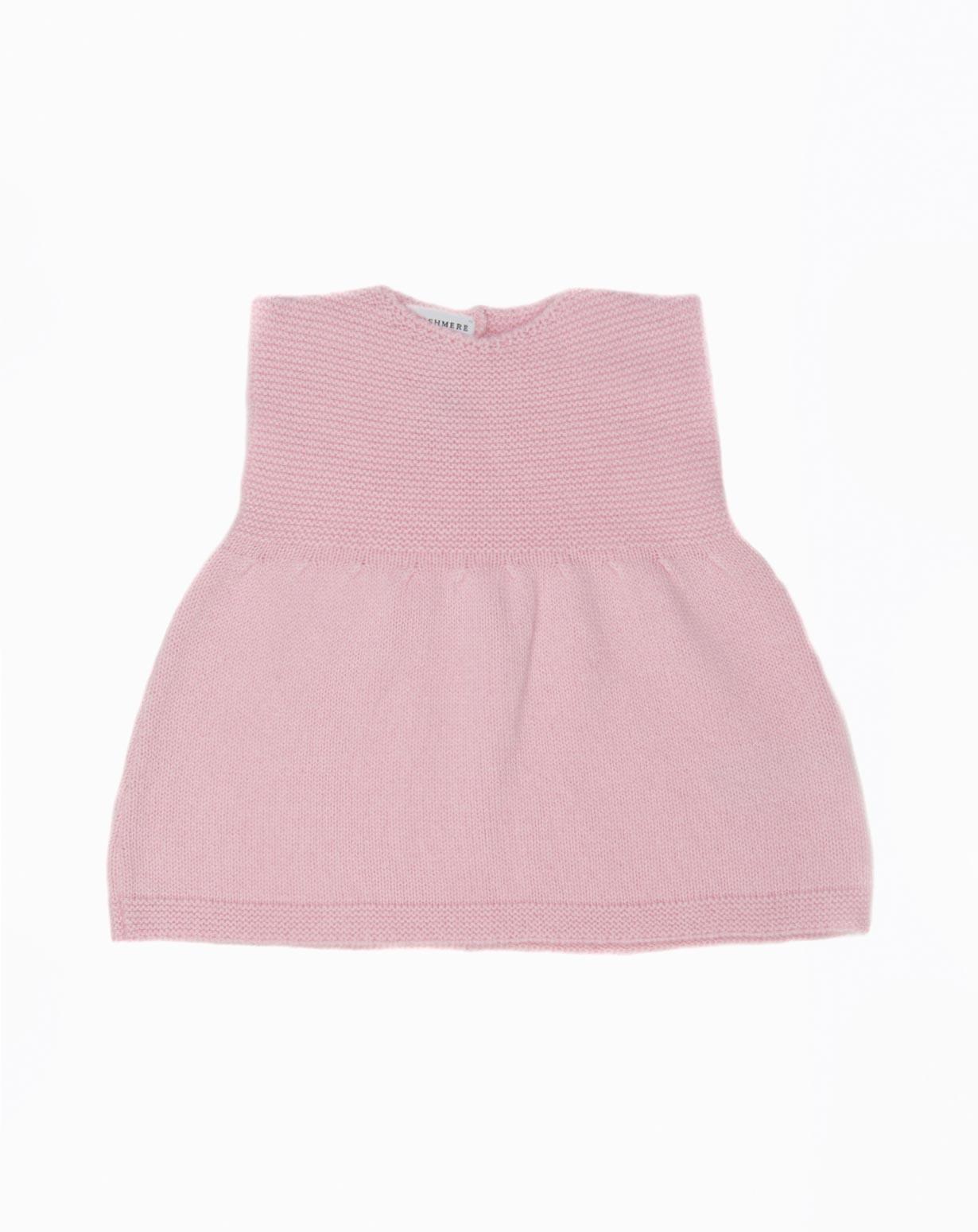 Cashmere Links Stitch Baby Dress