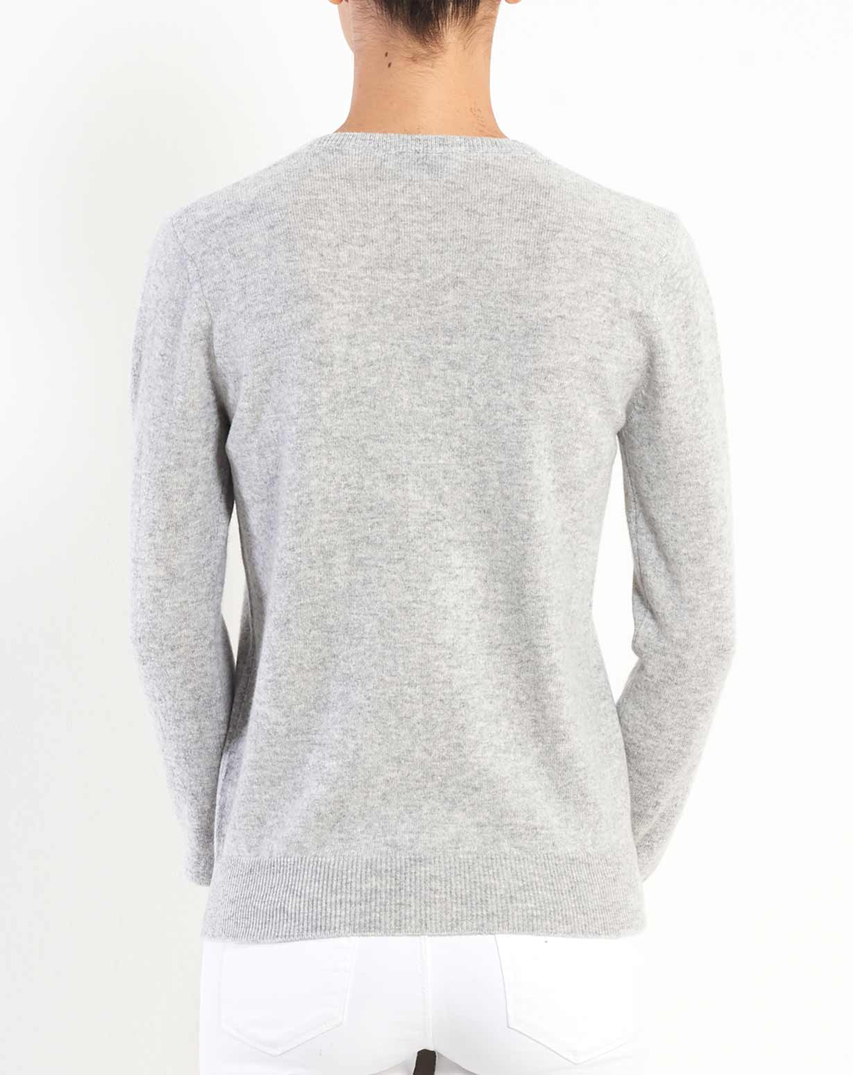 Women s Pure Cashmere V Neck Sweater  e416d0494
