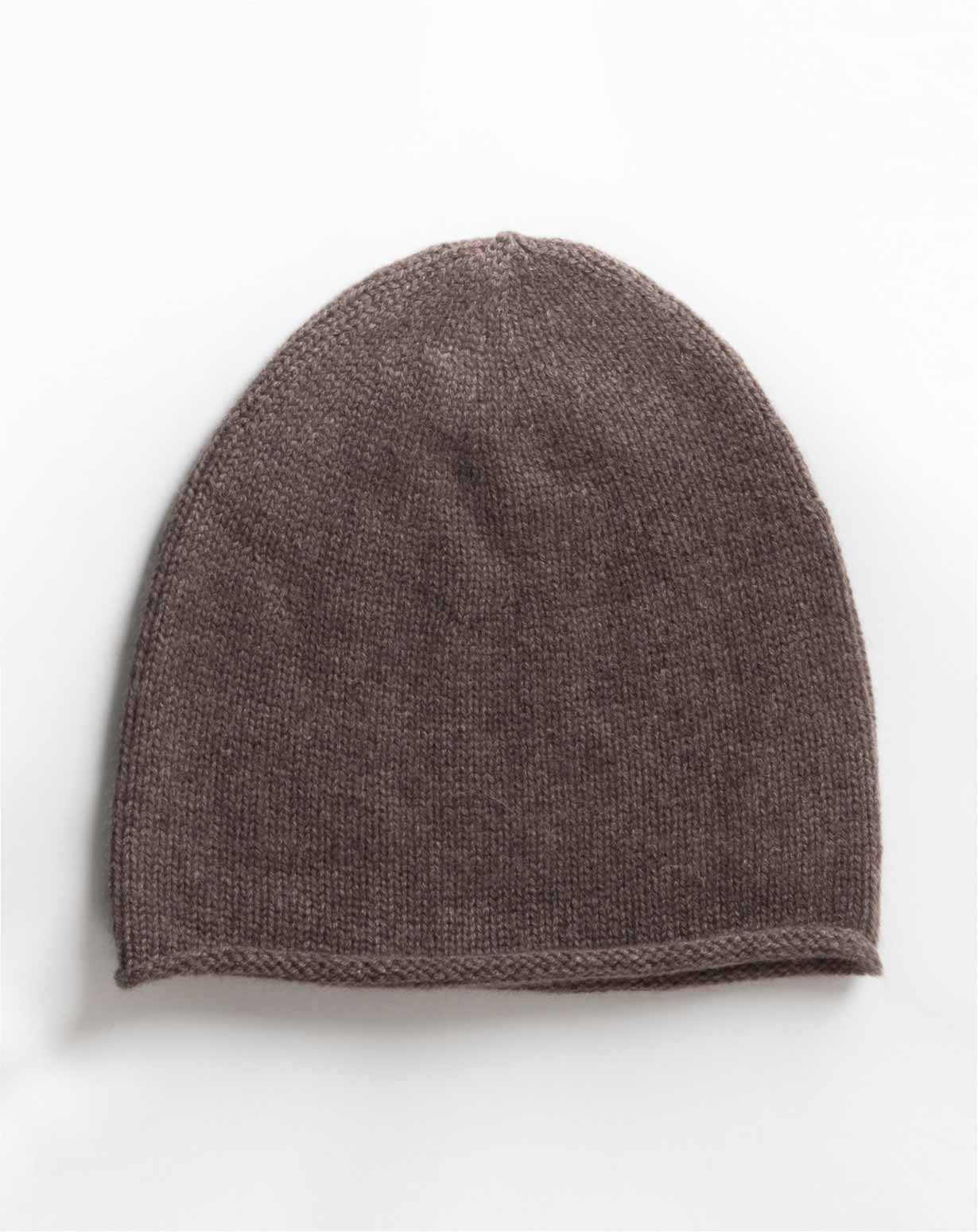 Men s Pure Cashmere Beanie Hat  cacafa57fb65
