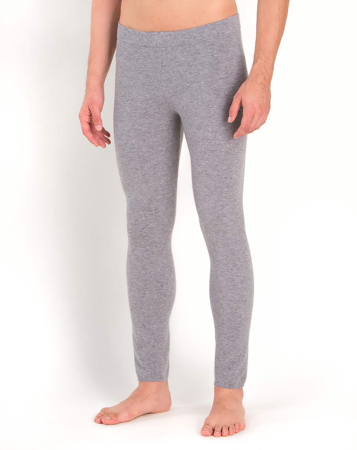 Men's Pure Cashmere Long Johns
