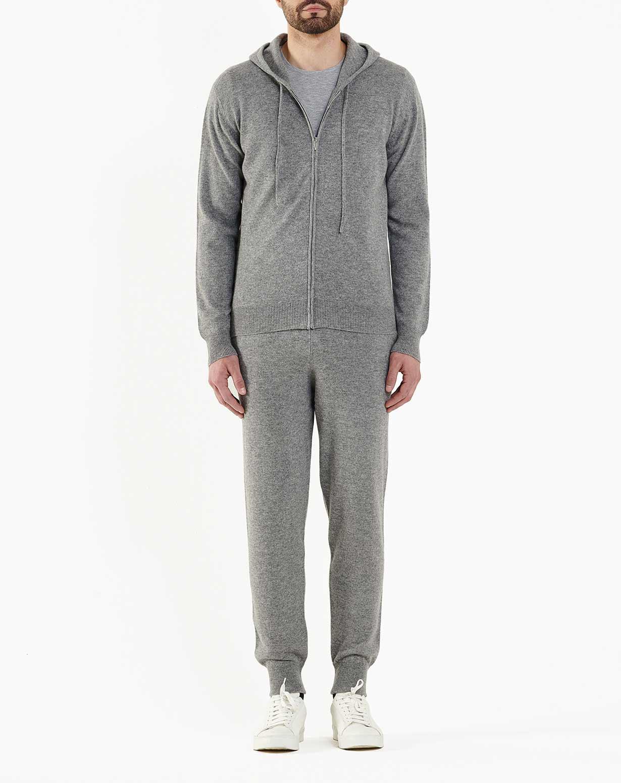 new style 448b2 c9f3c Pantalone Uomo in 100% Cashmere