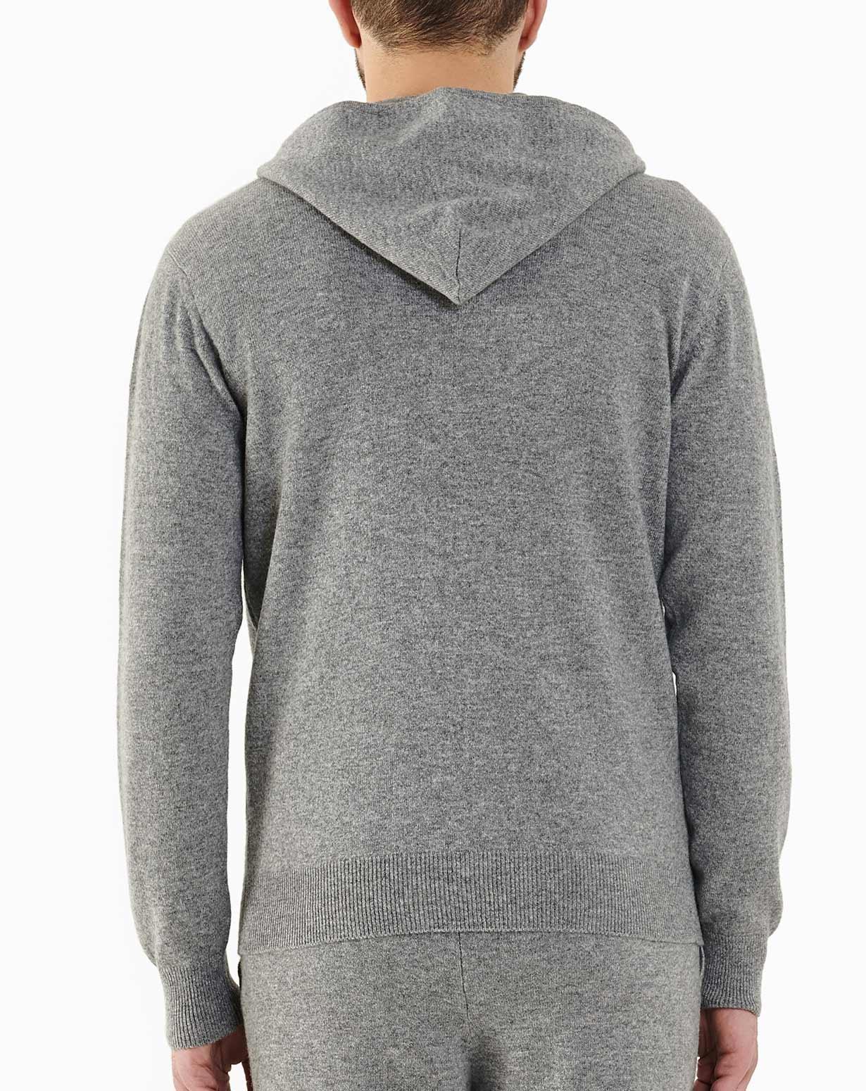 Men S Cashmere Hoodie Sweater Maisoncashmere