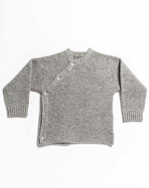 Baby's Pure Cashmere Crew Neck Jumper