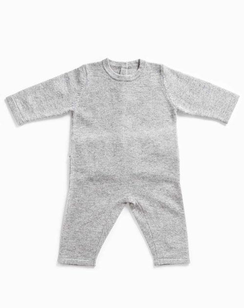 Baby's Pure Cashmere Onesie