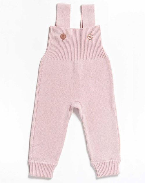 Baby's Pure Cashmere Rompers