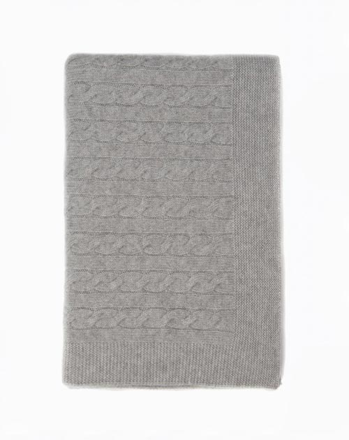 Baby's Pure Cashmere Blanket