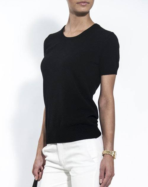Women's Pure Cashmere T-Shirt