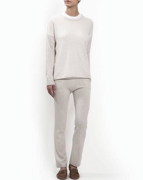 Ladies' Pure Cashmere Lounge Pants