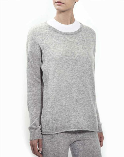 Women's Pure Cashmere Lounge Sweater