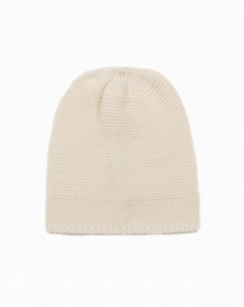 Cappellino Neonato Cashmere Links