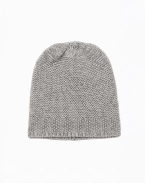 Cashmere Links Stitch Baby Hat