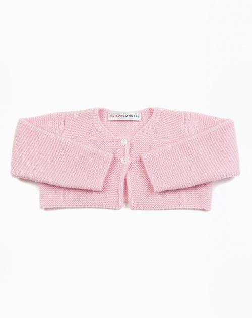 Baby Girl Cashmere Shrug