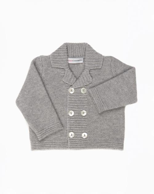 Pure Cashmere Baby Boy Blazer