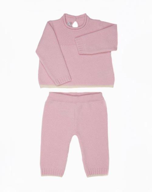 Kaschmir Baby Pullover & Hosen Mädchen