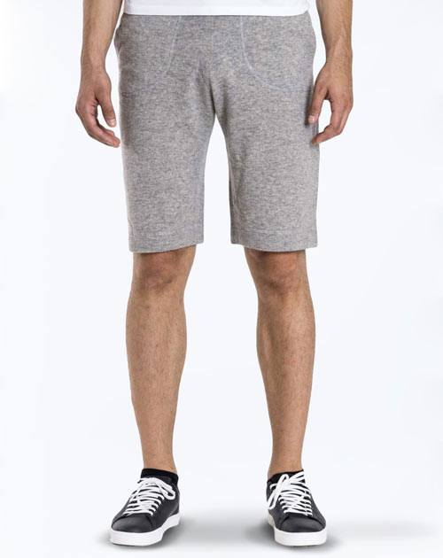 Men's Pure Cashmere Jogging Shorts