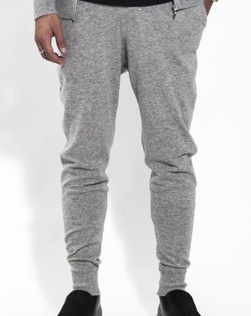 Men's Pure Cashmere Sweatpants
