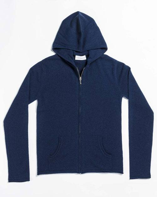 Ladies' Cashmere Plus Size - Hoodie