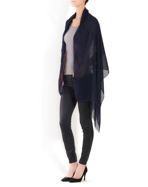 Ultralight Cashmere Stole
