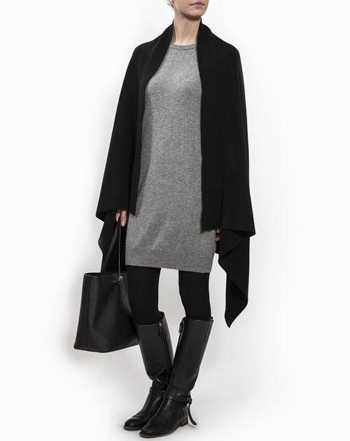The Finest Pure Cashmere Cape