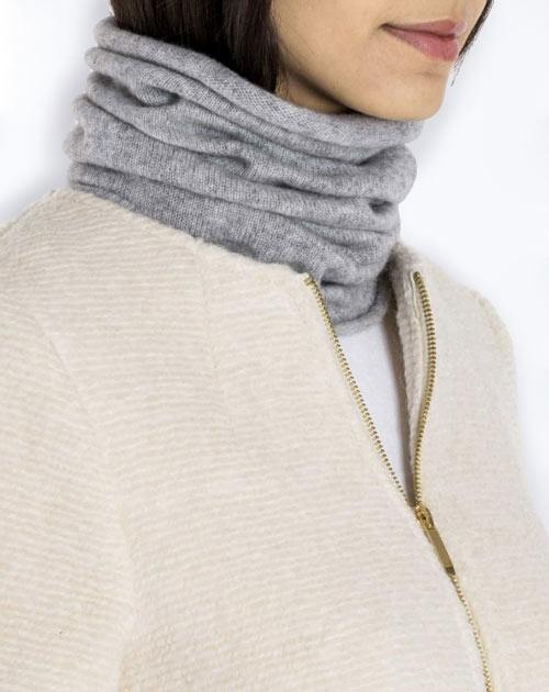 Women's Pure Cashmere Collar Scarf