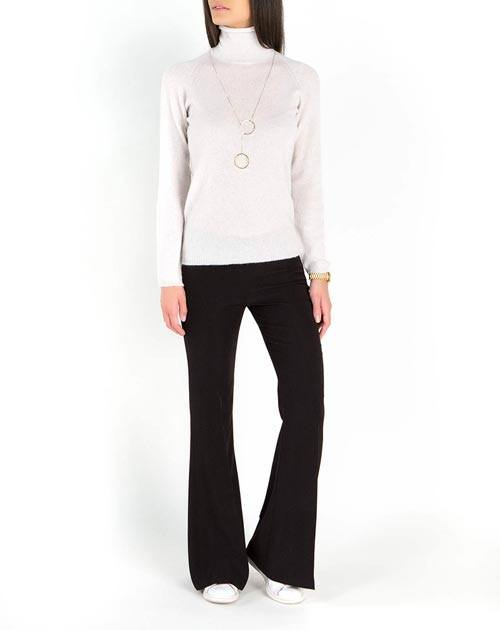 Women's Ultralight Cashmere Raglan Turtleneck