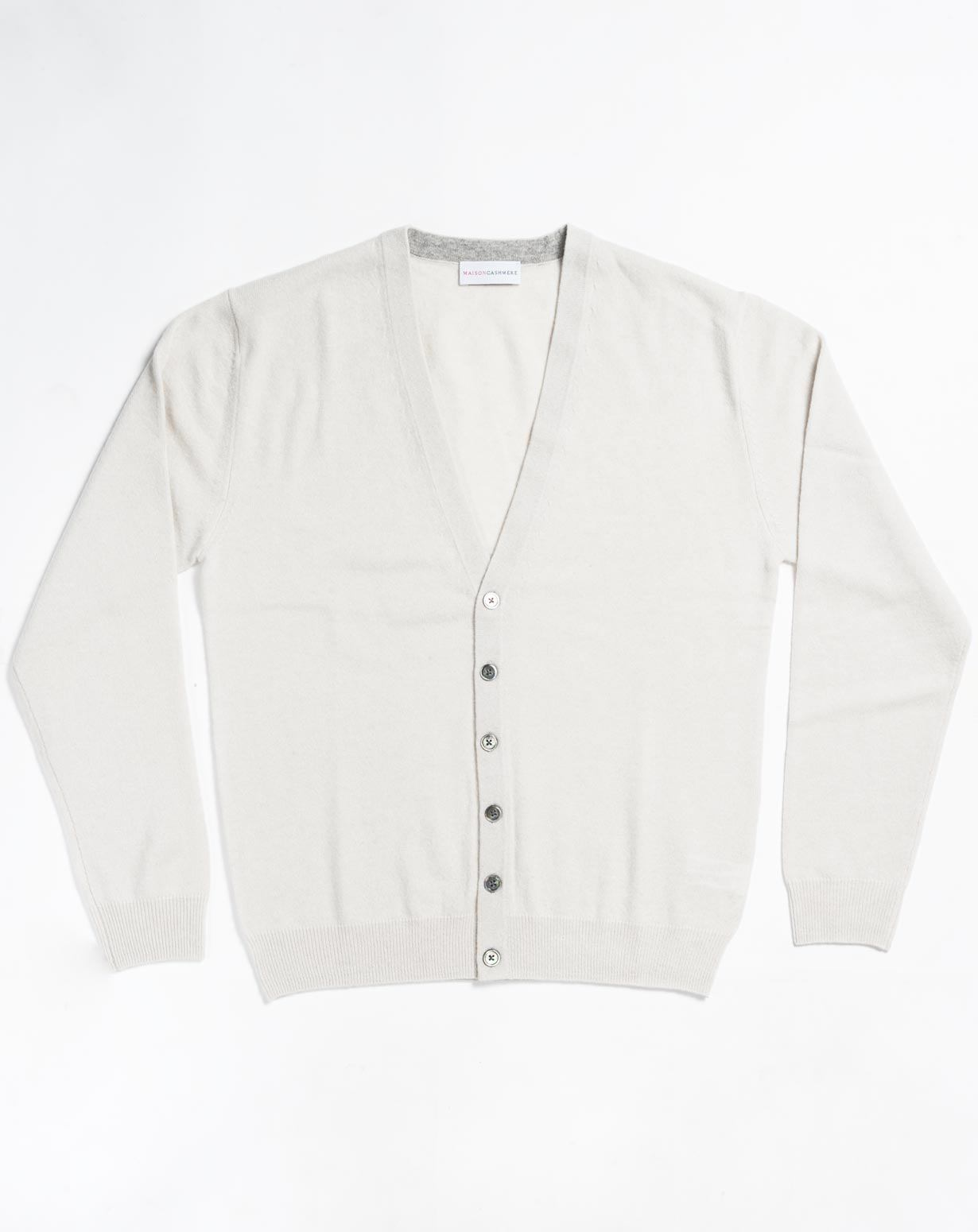 Men's Plus Size Cardigan | MaisonCashmere