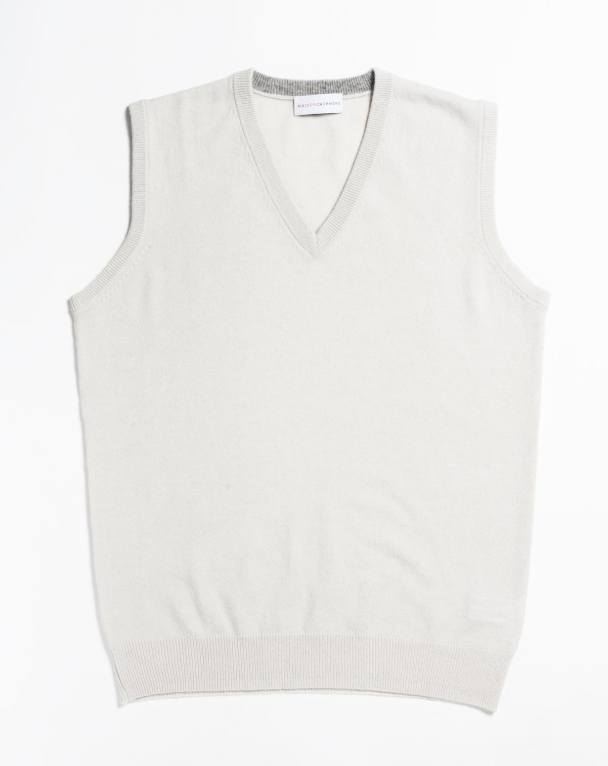 Men's Plus Size Vest | MaisonCashmere