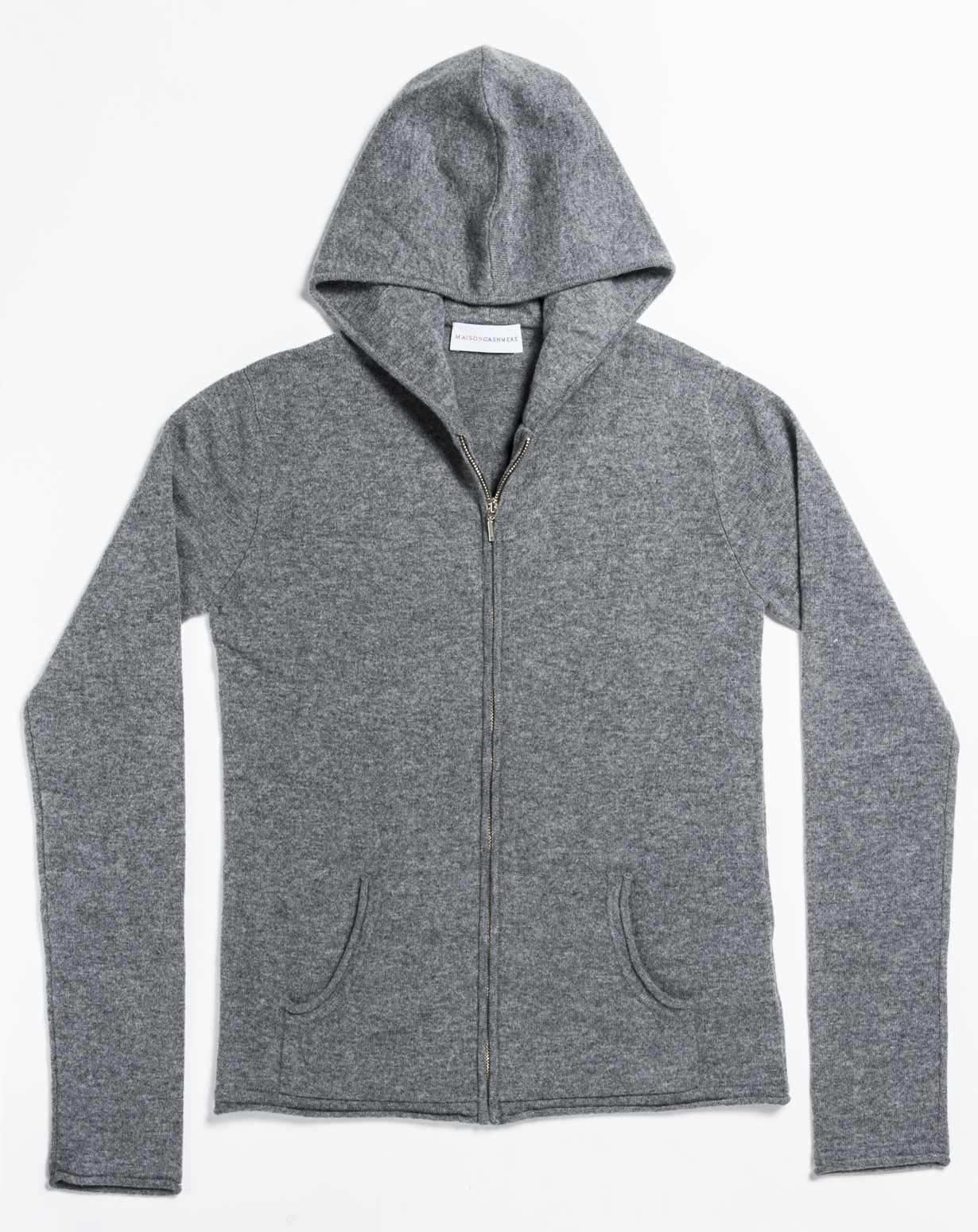 Premium-Auswahl uk billig verkaufen großer Verkauf Große Größen Damen - Hoodie aus 100 % Kaschmir