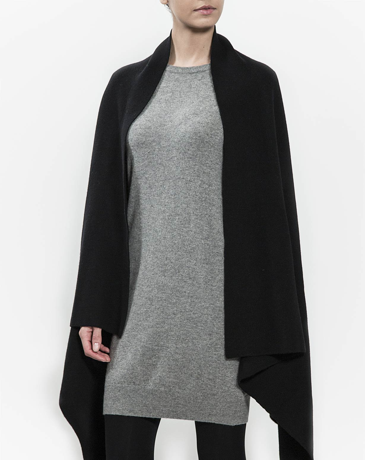 Ladies' Pure Cashmere Cape