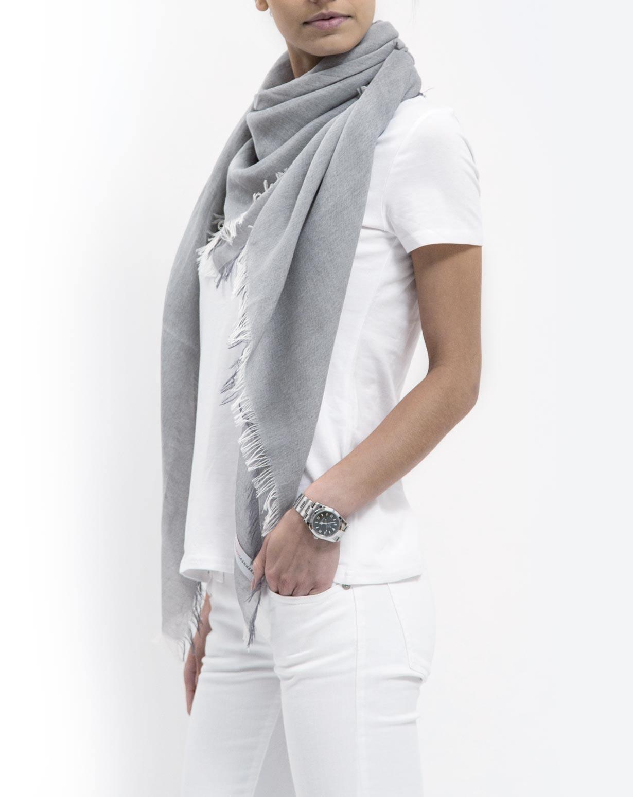 Foulard - Ash Grey