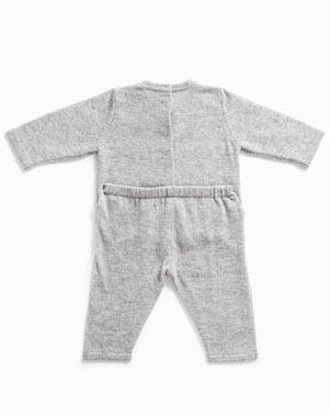 Baby-Strampler aus 100% Cashmere