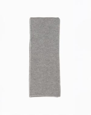 Cashmere Links Stitch Baby Scarf
