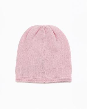 Cappellino Neonato Cashmere Orsetto