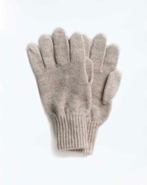 Men's Pure Cashmere Gloves