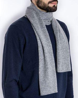 Schal aus 100% Cashmere