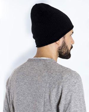 varietà di design prezzo scontato grande sconto per Cappello Cuffia Puro Cashmere
