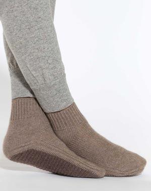 Reine Kaschmir Socken