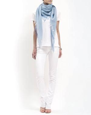Foulard - Sky Blue