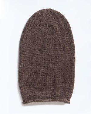 Ladies' Pure Cashmere Slouch Beanie
