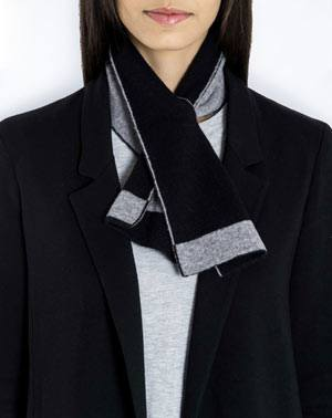 Women's Pure Cashmere Neck Scarf