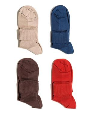 Ladies' Cotton Cashmere Socks