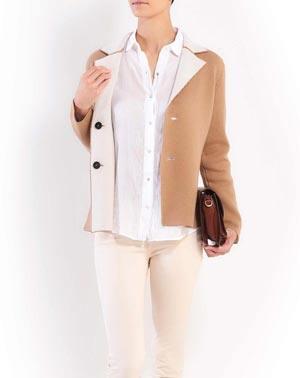Ladies' Reversible Merino & Cashmere Blazer
