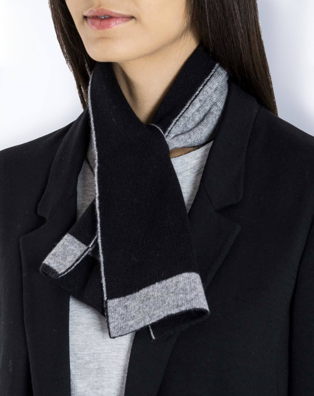 Ladies' Pure Cashmere Neck Scarf
